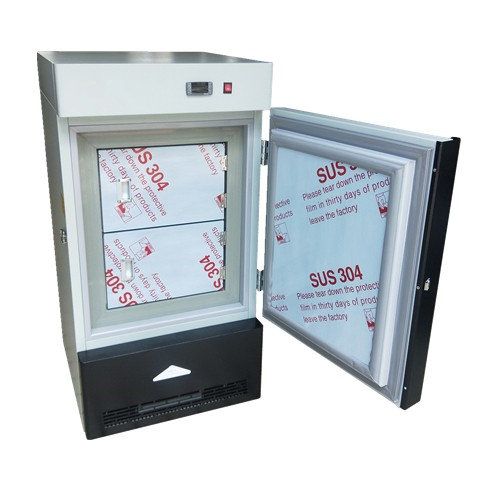 ultra low temperature upright freezer