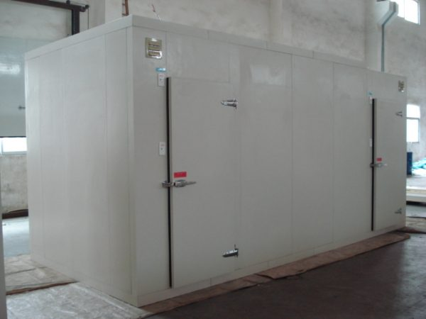 Colour Steel Cold Room
