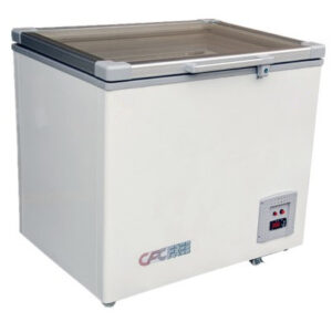 -45°C low temperature display freezer