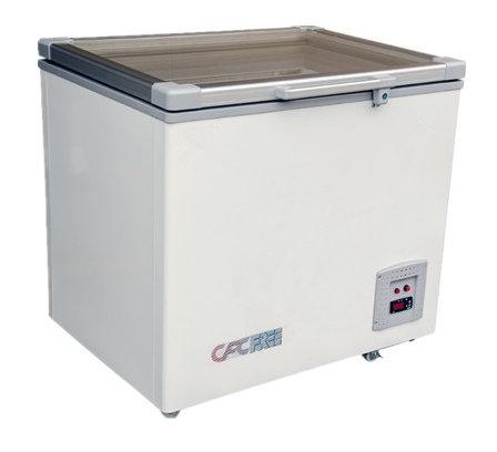 -45°C low temperature display freezer