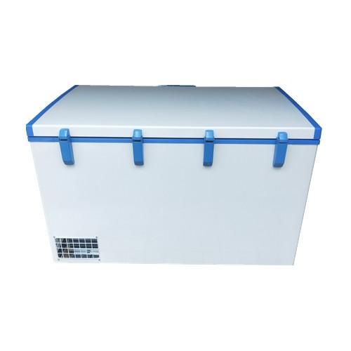low chest freezer