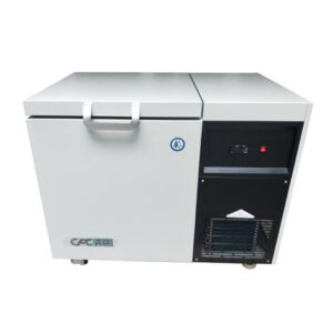 -105℃ cryogenic freezer 105 litres chest freezer